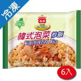 義美韓式泡菜炒飯270GX6