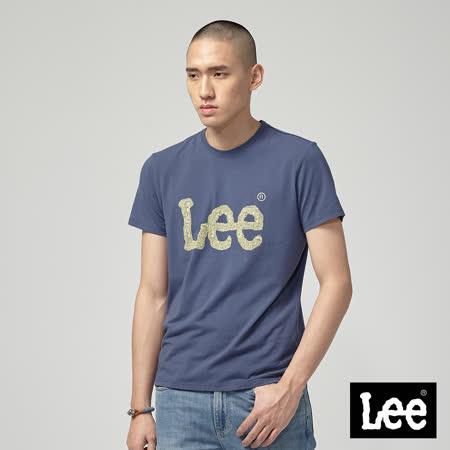 Lee LOGO短袖圓領T恤