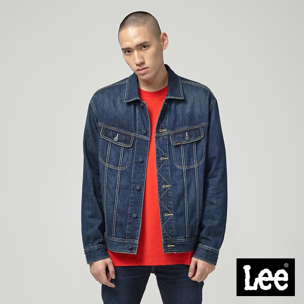 Lee Lee X Marvel聯名牛仔外套/MV