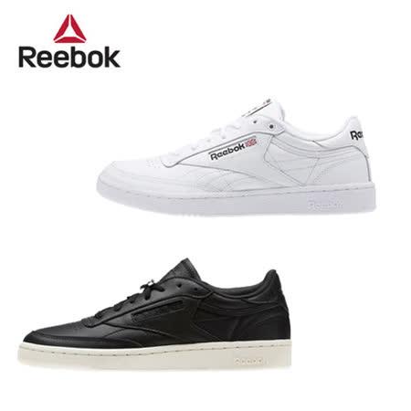 【REEBOK】CLUB C 85 復古網球鞋(男/女)