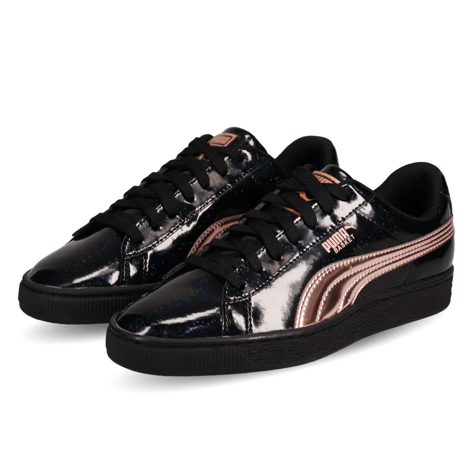 Puma 休閒鞋 Basket Mirror 女鞋 36955202