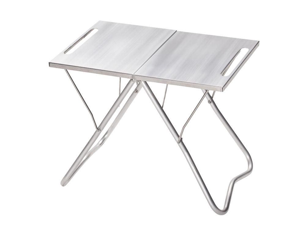 日本Snow Peak My Table 不鏽鋼折桌 #LV-039