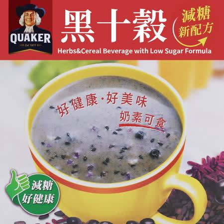 【桂格】 黑十穀減糖2盒