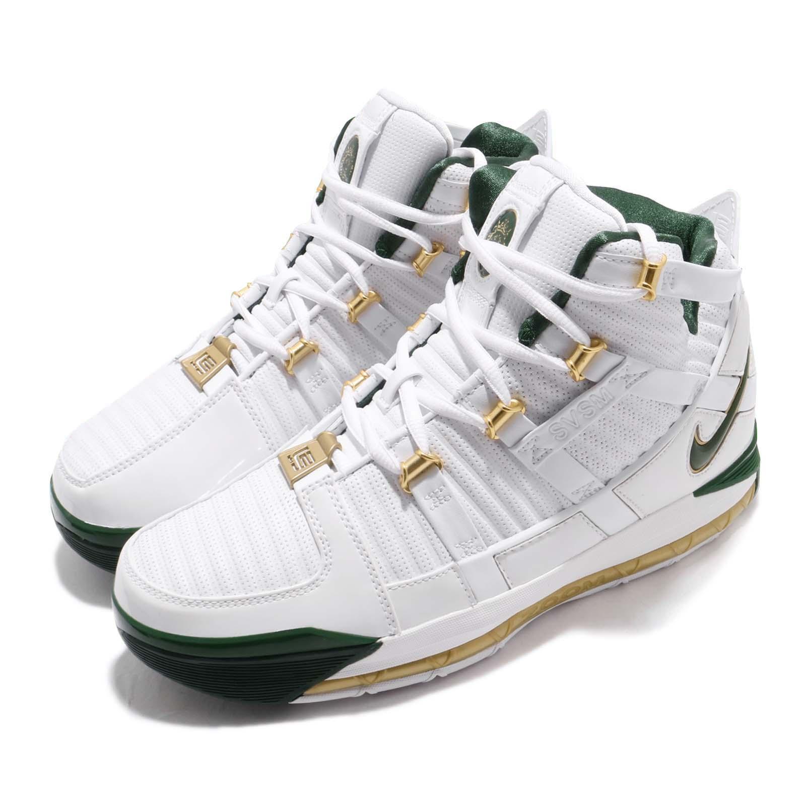 Nike 籃球鞋 Zoom Lebron III 男鞋 AO2434-102