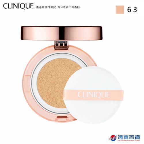 【官方直營】CLINIQUE 倩碧 水磁場超水潤持妝氣墊粉餅SPF33/PA+++ 12g 63