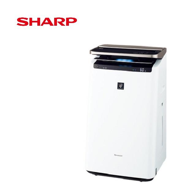 『SHARP』☆ 夏普 水活力增強空氣清淨機 KI-J100T