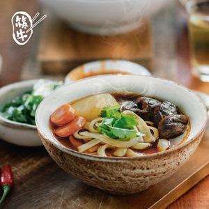 筷牛. 川味牛肉麵禮盒4入/盒 E15200001