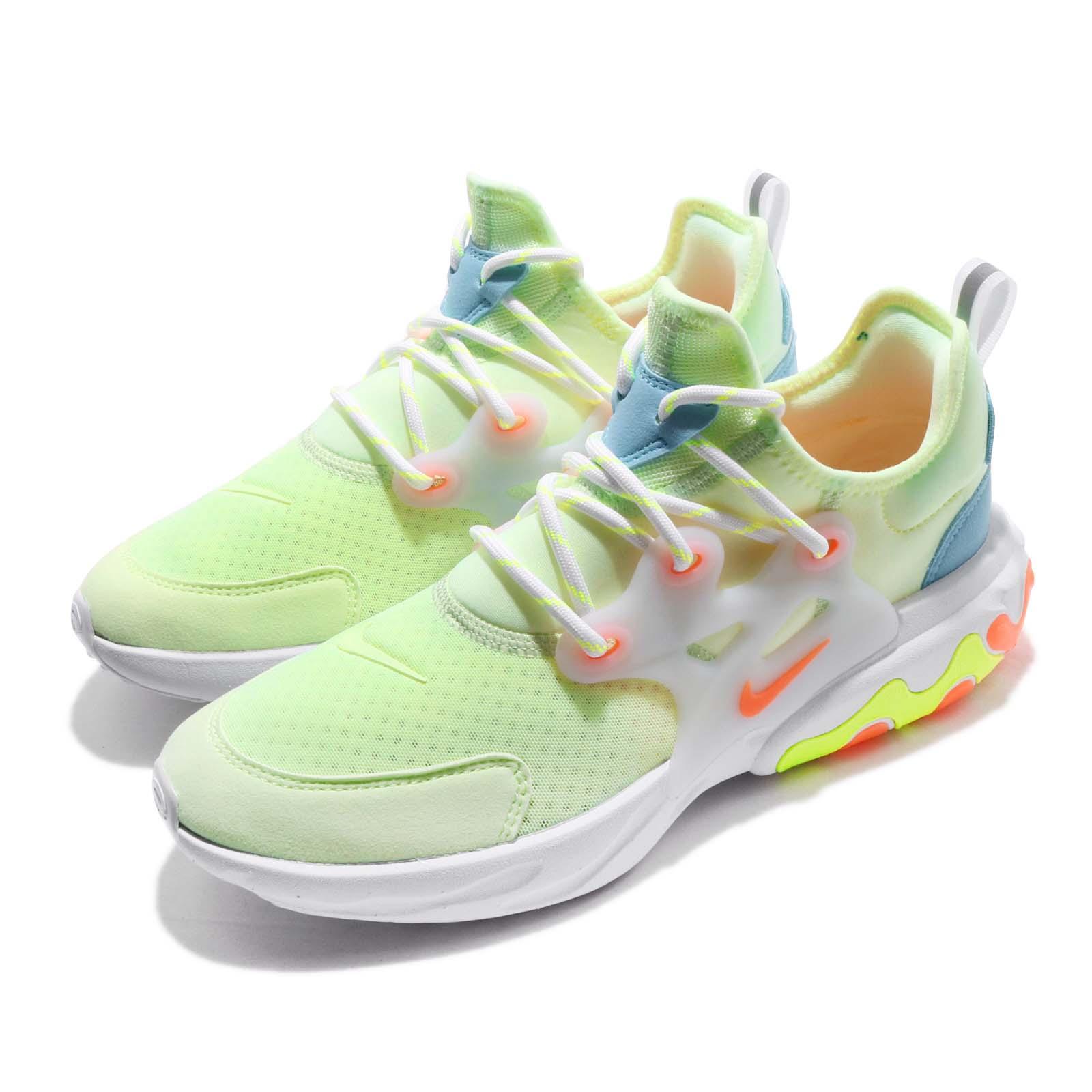 Nike 慢跑鞋 React Presto 女鞋 BQ4002-700