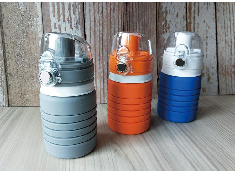 LEXNGO摺疊矽膠水壺