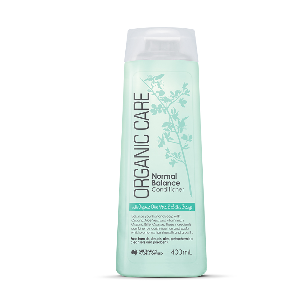 【澳洲Natures Organics】植粹潤髮乳(健康均衡)400ml