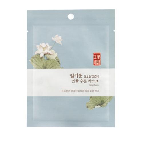 韓國一理潤蓮花補水保濕面膜20g