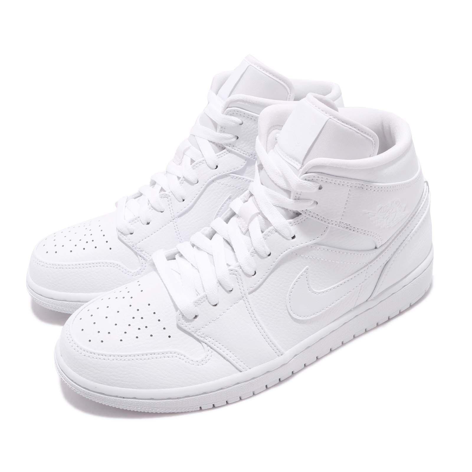 Nike 籃球鞋 Air Jordan 1 Mid 男鞋 554724-129