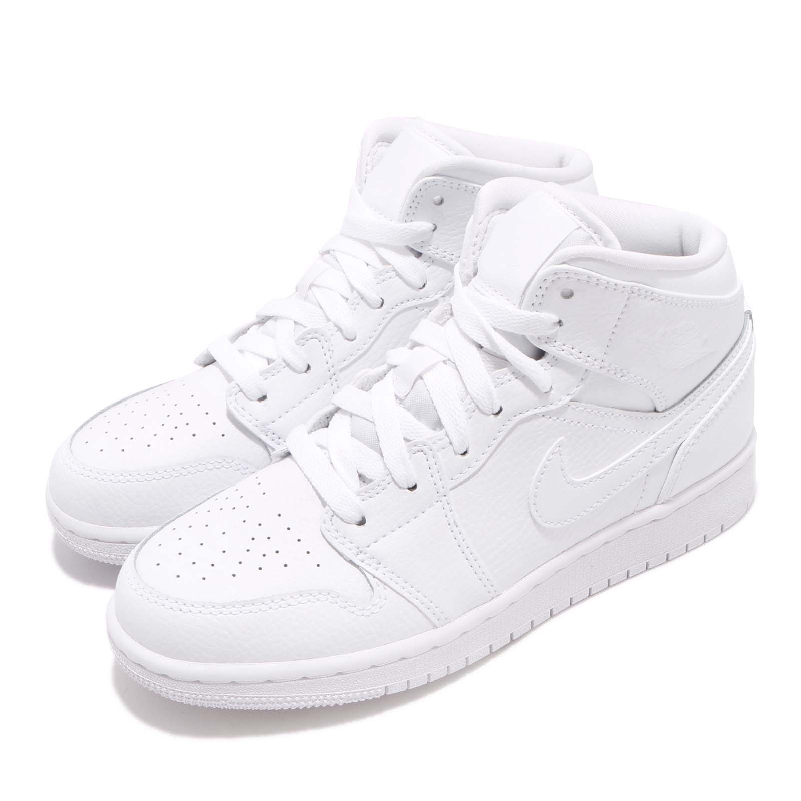 Nike Air Jordan 1 Mid 女鞋 554725-129