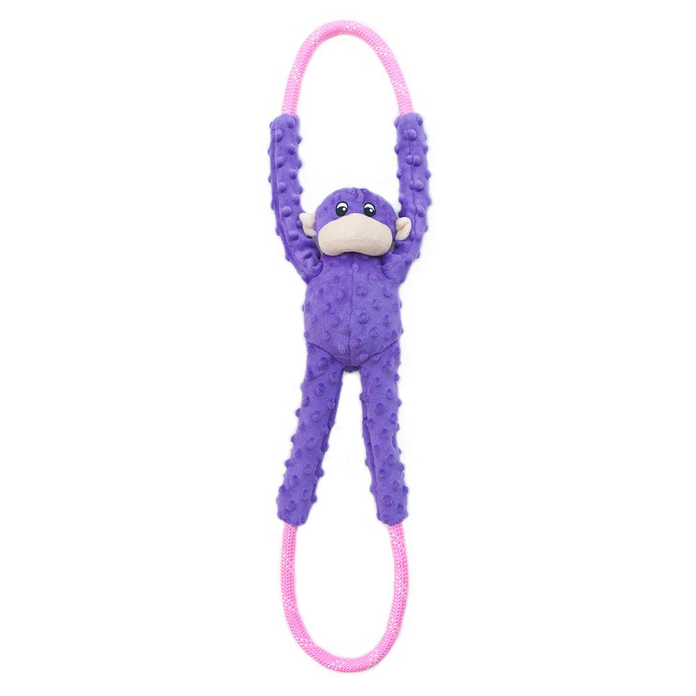 ZippyPaws一起拔河吧-超耐拉扯啾啾猴  有聲玩具