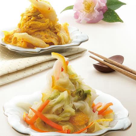 澄鄉廚房 澄鄉黃金泡菜組3罐