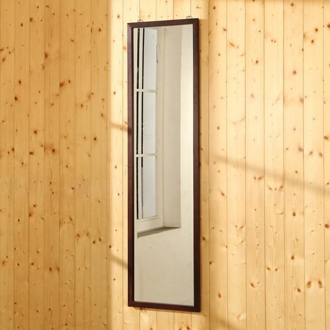 BuyJM艾倫實木框壁鏡/穿衣鏡-高125公分