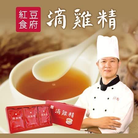 《紅豆食府BL》 滴雞精禮盒15入/盒