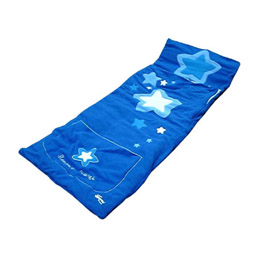 OutdoorBase 卡通玩偶造型睡袋 表布特殊刷毛效果  手工精緻  觸感柔細