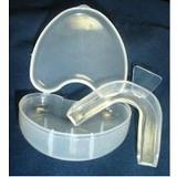 外銷歐美之防磨牙.大眾運動,單層軟式護牙套組,(1牙套+1收納盒)