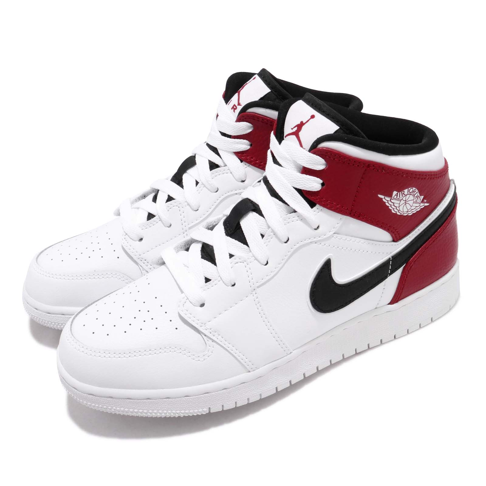 Nike Air Jordan 1 GS 女鞋 554725-116
