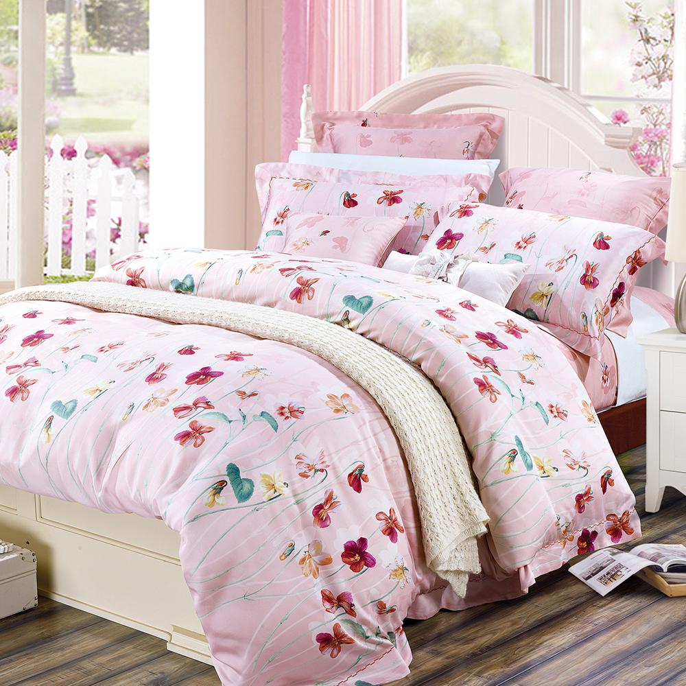 Lily Royal 天絲 美拉 雙人六件式兩用被床罩組