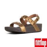 FitFlop LOTTIE™ CRESCENT STUD BACK-STRAP SANDALS 銅色