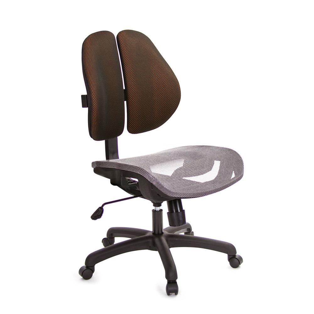 GXG 短背網座 雙背椅 (無扶手) TW-2801 ENH