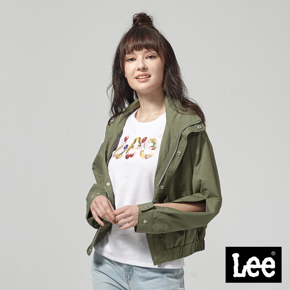 Lee 短版休閒外套/RG-季節性版型