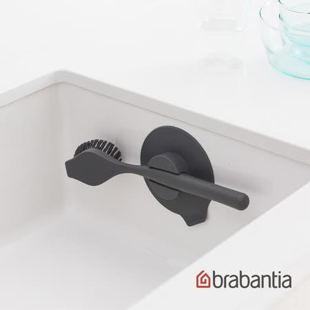 Brabantia 盤刷組-深灰 碗盤清潔/洗鍋刷
