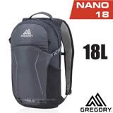 【美國 GREGORY】NANO 18 多功能休閒後背包18L/111498 月蝕黑