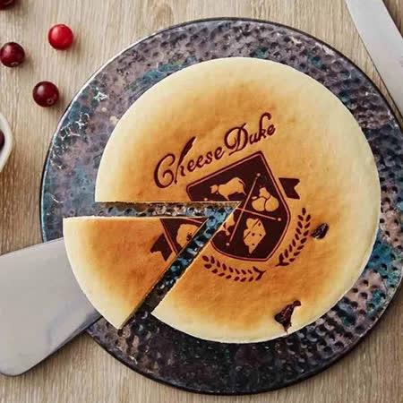 起士公爵  6吋楓糖蔓越莓乳酪蛋糕