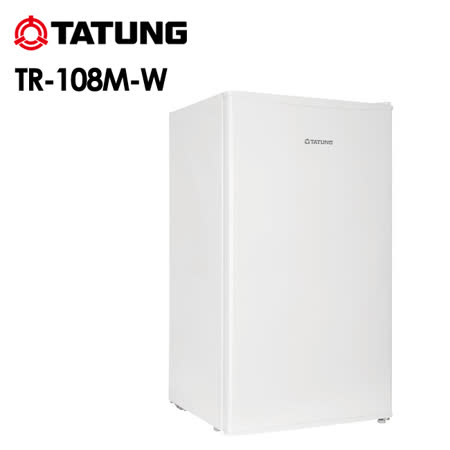 大同 108L公升單門小冰箱TR-108M