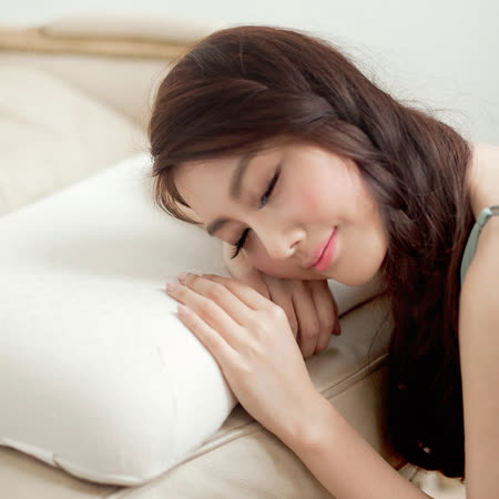 英國Abelia 天然透氣工學乳膠枕2入