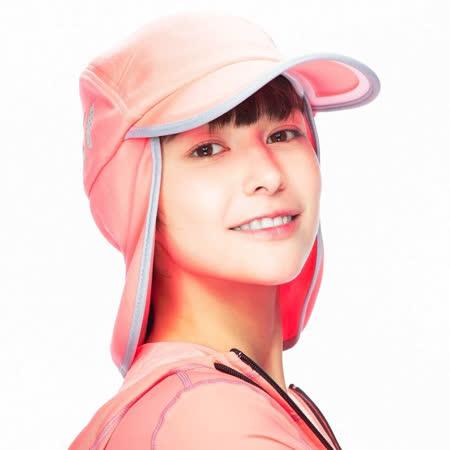 HOII 二合一護耳帽-紅