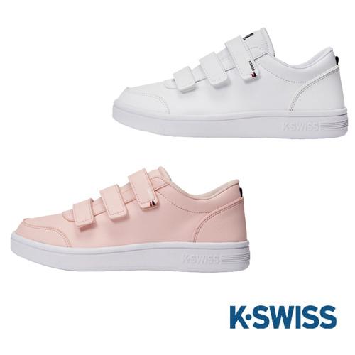 【K-SWISS】女款 Court Cleo休閒運動鞋