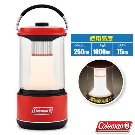 美國 Coleman BG LED 帳蓬露營營燈CM-34245紅