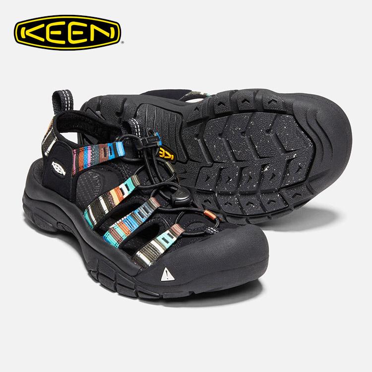 KEEN 男款 織帶涼鞋Newport H2 1001942 / 城市綠洲 (水陸兩用、輕量、戶外休閒鞋、運動涼鞋)