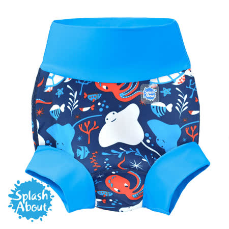 Splash About潑寶   游泳尿布褲-海底大冒險