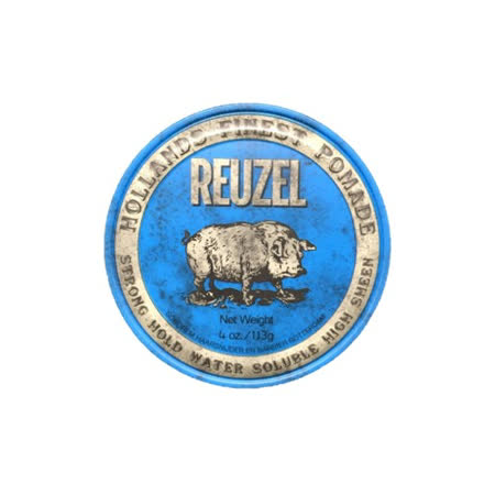 REUZEL  藍豬水性髮油 113g