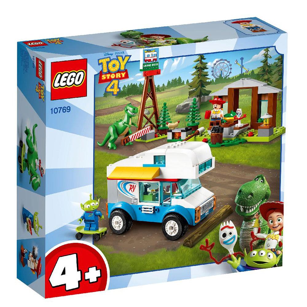 樂高積木 LEGO《 LT10769 》Juniors 初學級系列 - Toy Story 4 RV Vacation