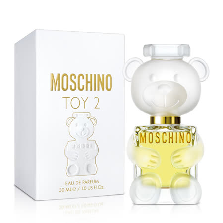 Moschino  熊芯未泯2淡香精30ml
