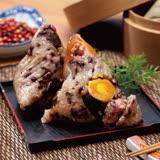 【查某囝仔古早味三代粽】五穀養生大肉粽(5粒組)輕鬆選