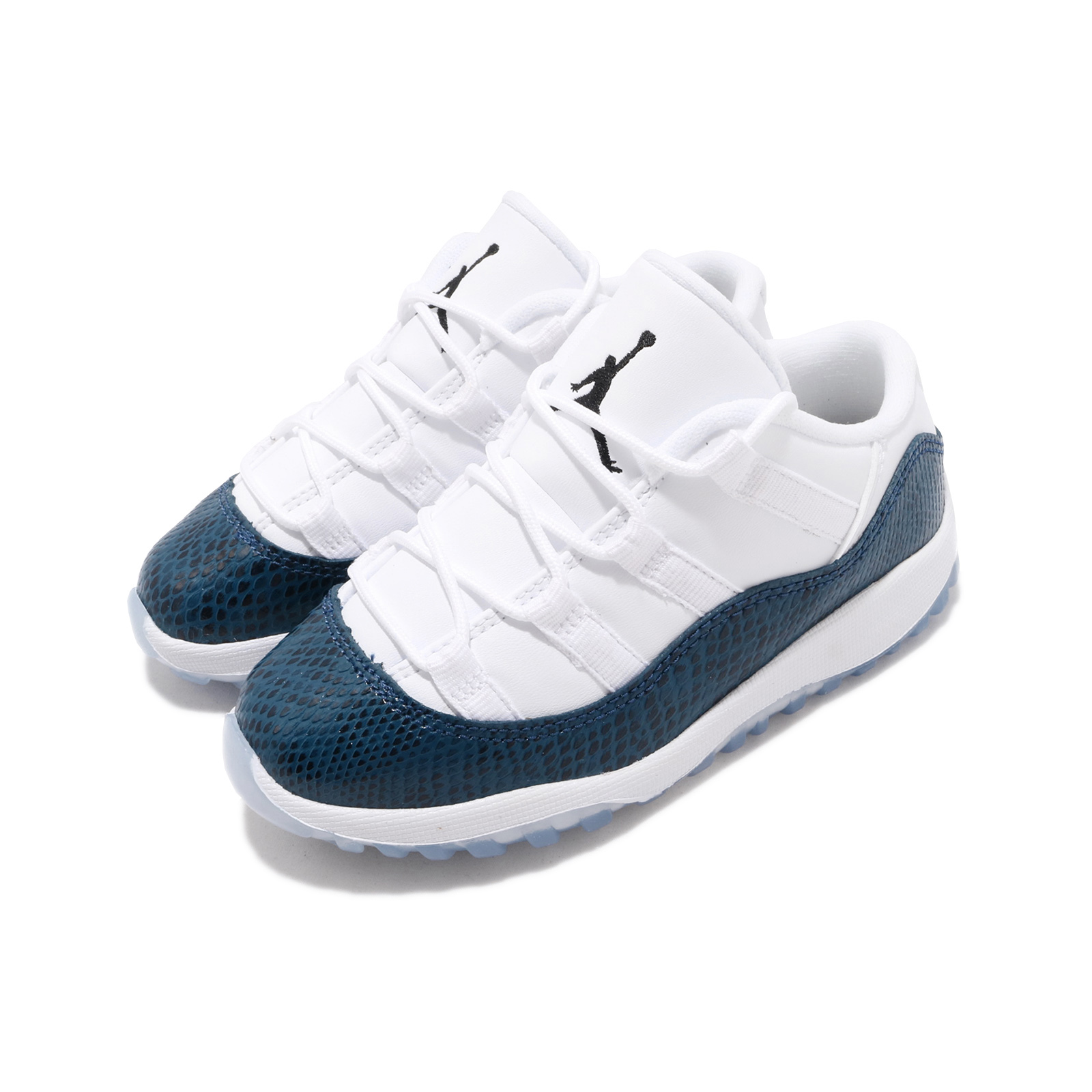 Nike 休閒鞋 Jordan 11 Retro Low 童鞋 CD6849-102