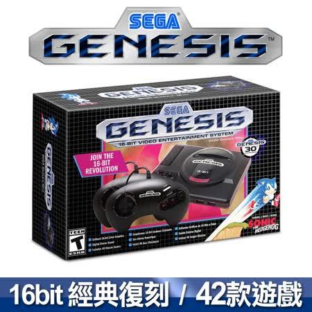 SEGA 迷你復刻 Genesis Mini主機