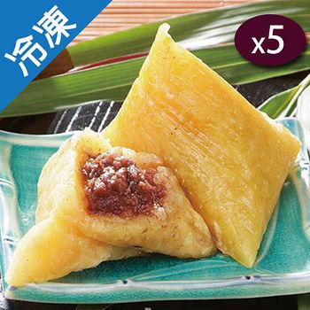 福源豆沙粳粽 6 粒 / 包X5