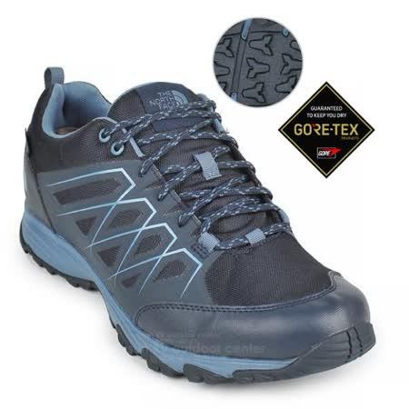 美國 The North Face 超輕防水透氣登山健行鞋