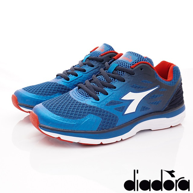 DIADORA義大利國寶鞋-潮流運動款-MR6766藍-男段-(25.5cm-29cm)