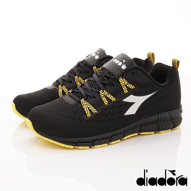 DIADORA義大利國寶鞋-潮流運動款-MR6590黑-男段-(26cm-29cm)