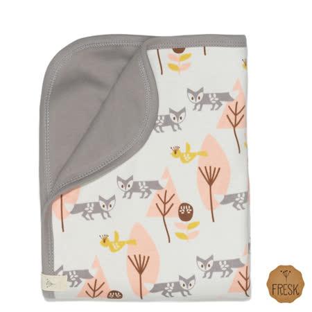 荷蘭 FRESK 有機棉嬰兒毯