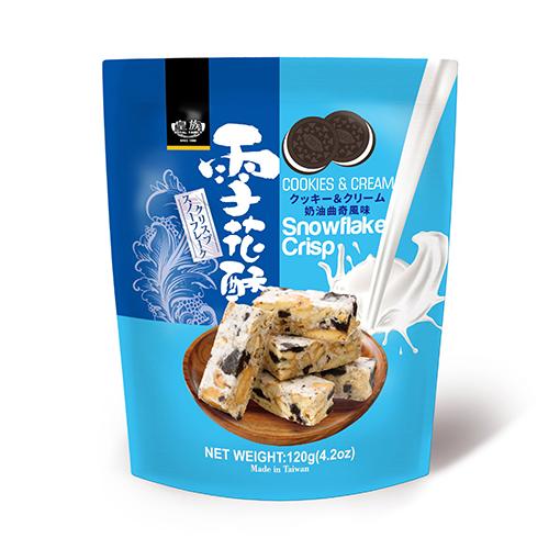 皇族雪花酥-奶油曲奇風味120G